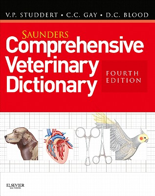 Saunders Comprehensive Veterinary Dictionary Cover Image