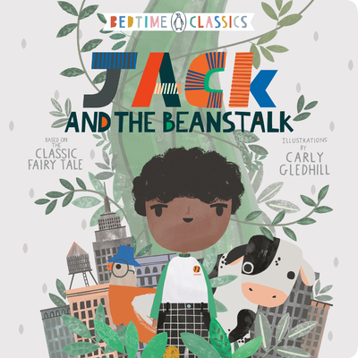 Jack and the Beanstalk (Penguin Bedtime Classics) Cover Image