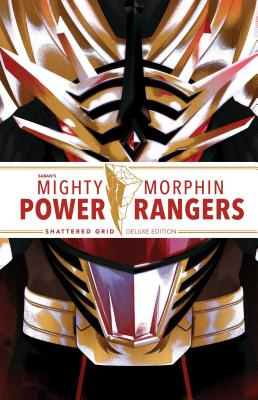 Mighty Morphin Power Rangers: Shattered Grid Deluxe Edition Cover Image