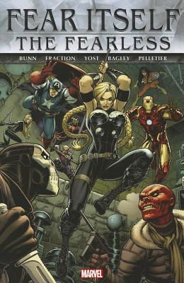Fear Itself: The Fearless Cover Image