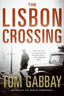 The Lisbon Crossing Cover