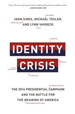 Identity Crisis: The 2016 Presidential Campaign and the Battle for the Meaning of America Cover Image