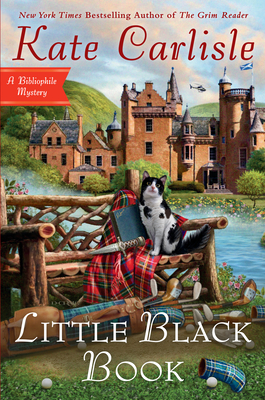 Little Black Book (Bibliophile Mystery #15) Cover Image
