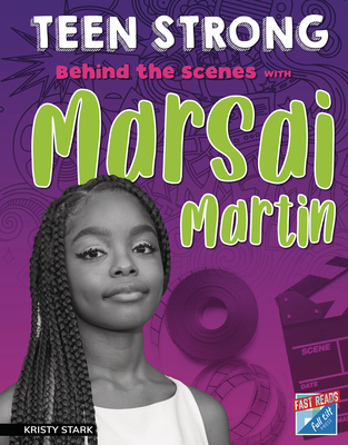 Behind the Scenes with Marsai Martin Cover Image