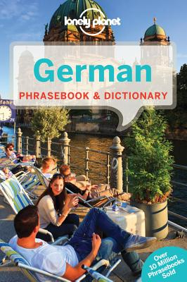 Lonely Planet Ger Phrasebook And  Dictio cover image