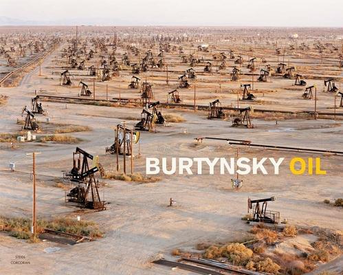 Burtynsky Oil Cover
