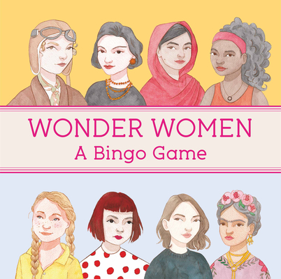 Wonder Women Bingo (Magma for Laurence King) Cover Image