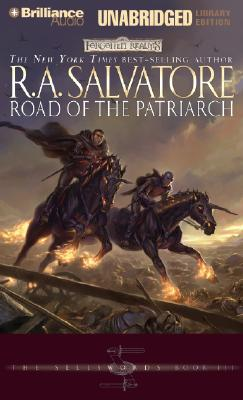Road of the Patriarch Cover Image