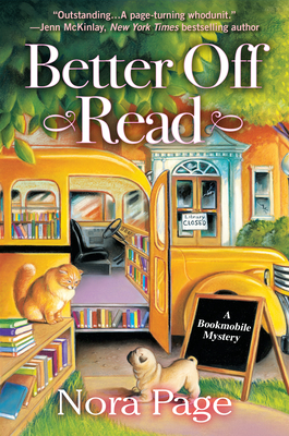 Better Off Read: A Bookmobile Mystery Cover Image