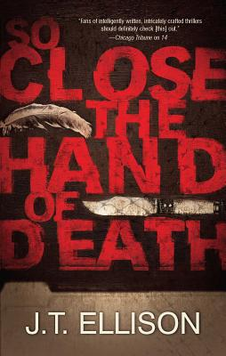 So Close the Hand of Death Cover