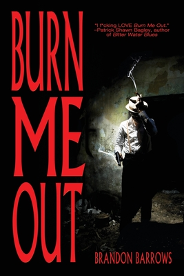 Cover for Burn Me Out