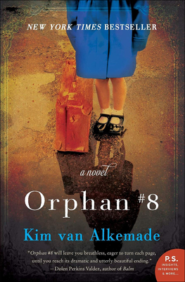 Orphan Number Eight Cover Image