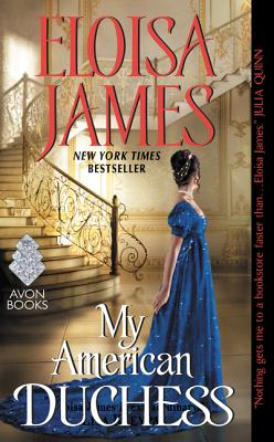 My American Duchess Cover