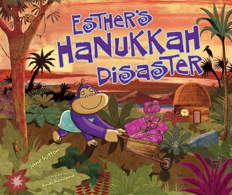Esther's Hanukkah Disaster Cover
