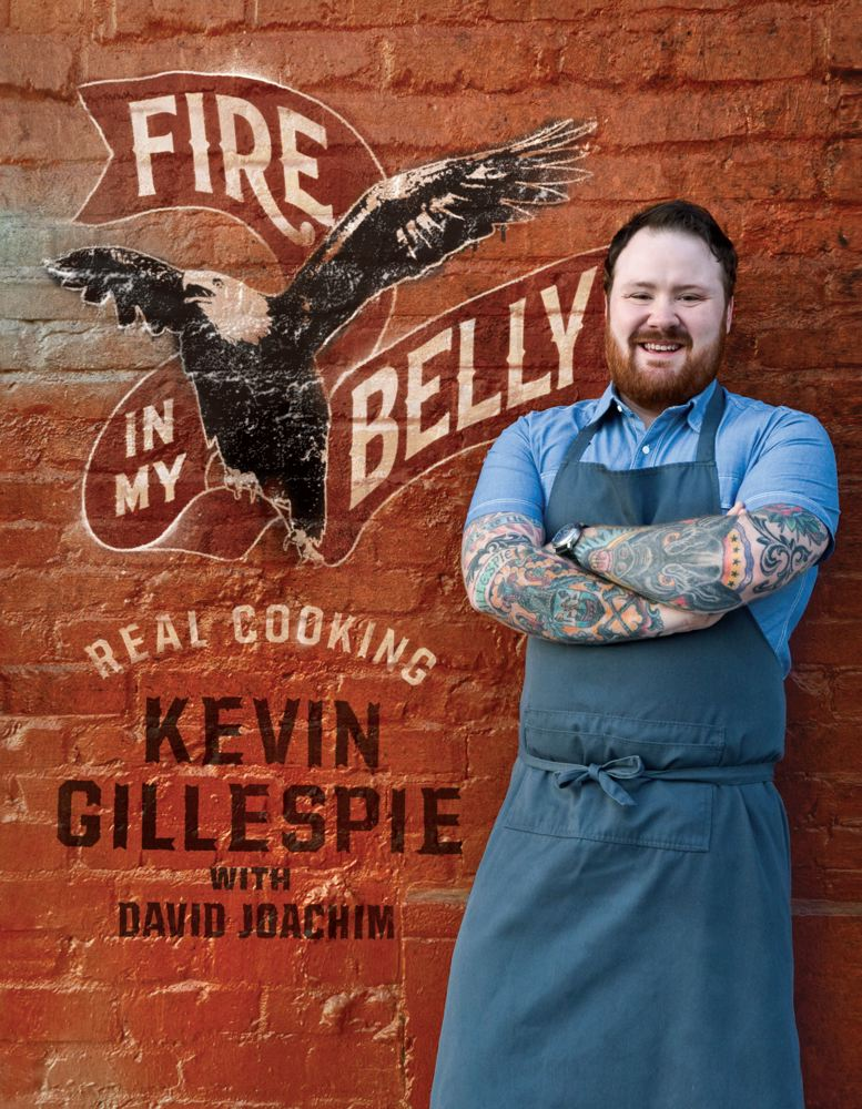 Fire in My Belly: Real Cooking Cover Image