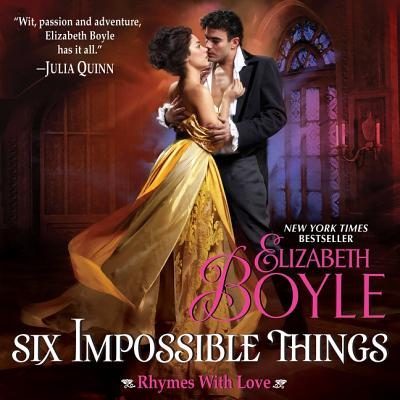 Six Impossible Things (Rhymes with Love #6) Cover Image