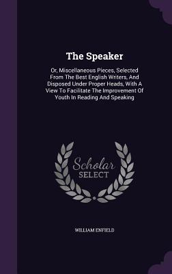 Cover for The Speaker