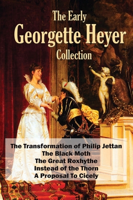 The Early Georgette Heyer Collection Cover Image