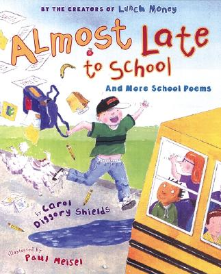 Almost Late for School Cover