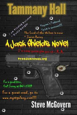 Tammany Hall: A Jack Shields Novel Cover Image