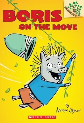 Boris on the Move Cover