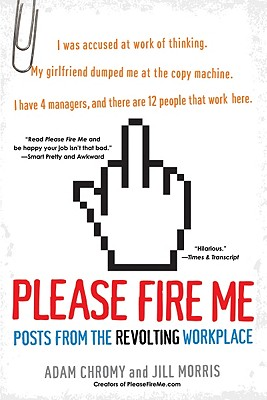 Please Fire Me Cover