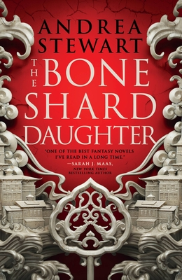 The Bone Shard Daughter (The Drowning Empire #1) Cover Image