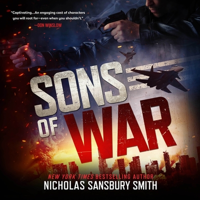 Cover for Sons of War