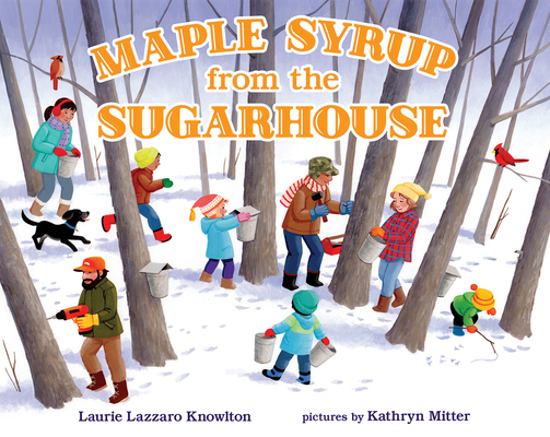 Maple Syrup from the Sugarhouse Cover Image