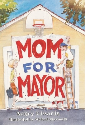 Mom for Mayor Cover