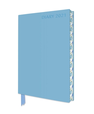 Duck Egg Blue Artisan A5 Diary 2021 Cover Image