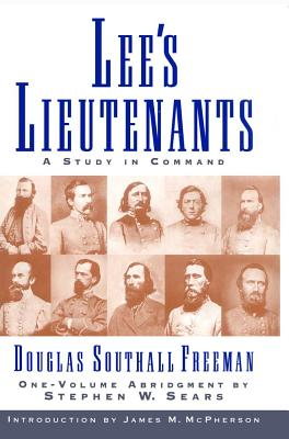 Lees Lieutenants 3 Volume Abridged: A Study in Command Cover Image