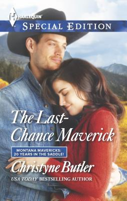 The Last-Chance Maverick Cover