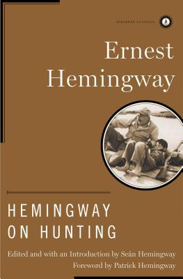 Hemingway on Hunting Cover