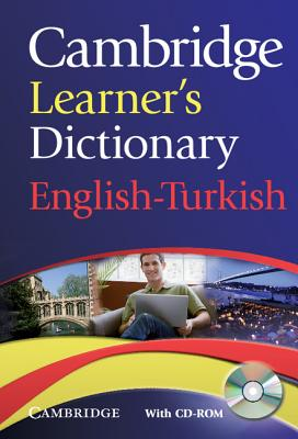 Cambridge Learner's Dictionary English-Turkish [With CDROM] Cover Image