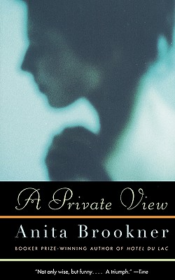 A Private View (Vintage Contemporaries) Cover Image