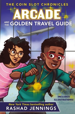 Arcade and the Golden Travel Guide Cover Image