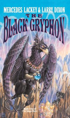 The Black Gryphon (Mage Wars #1) Cover Image