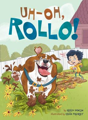 Uh-Oh, Rollo! Cover Image
