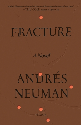 Fracture: A Novel Cover Image