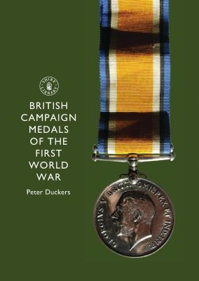 British Campaign Medals of the First World War Cover