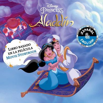 Cover for Disney Aladdin
