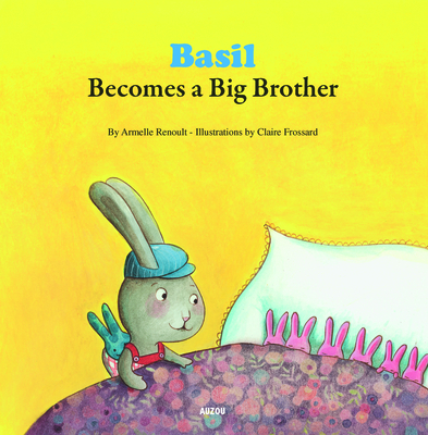 Basil Becomes a Big Brother Cover Image