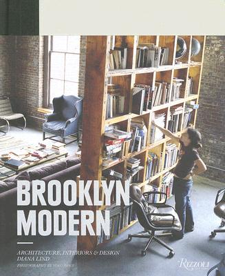 Brooklyn Modern: Architecture, Interiors & Design Cover Image