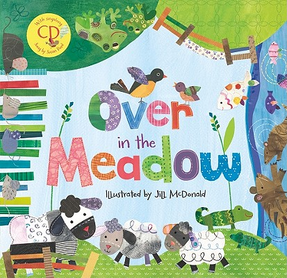 Over in the Meadow [With CD (Audio)] Cover