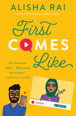 First Comes Like: A Novel Cover Image