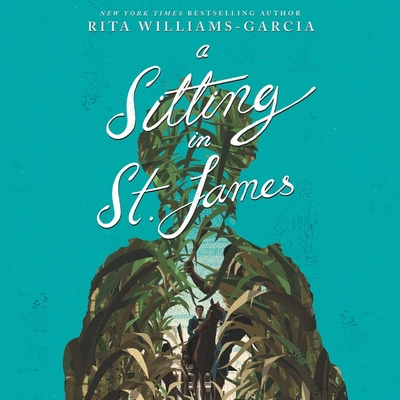A Sitting in St. James Lib/E Cover Image