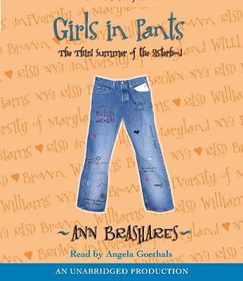 Girls in Pants: The Third Summer of the Sisterhood Cover Image