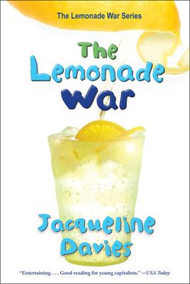 The Lemonade War Cover Image