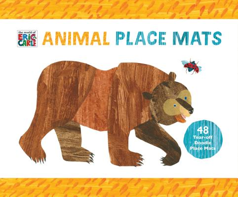 The World of Eric Carle(TM) Animal Place Mats Cover Image